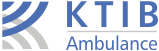 KTIB Ambulance logo