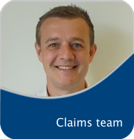 Darren Easton - Claims Manager