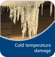 Risk assessment checklist – Damage to buildings from cold temperatures and snow