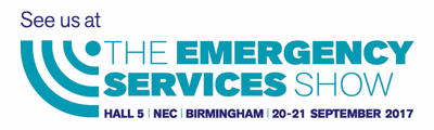 See us at the Emergency Services Show